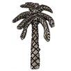 "Premier Hardware Designs Catalina 1.63"" Large Palm Tree Knob"