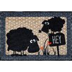 Wash+dry Gertrud & Elsbeth Design Premium Doormat