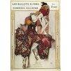Lés papiers de Ninon Ballets Russes Art Print