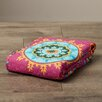 Bungalow Rose Lush Décor Adrian Throw Blanket