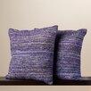 Bungalow Rose Eloise Silk Throw Pillow (Set of 2)