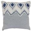 Bungalow Rose Othmane Embroidered Cotton Throw Pillow