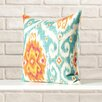 Bungalow Rose Bettembourg Cotton Throw Cushion