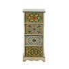 Saley accent chest for Baroque 2 door accent cabinet