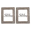 Bungalow Rose June Picture Frame (Set of 2)