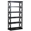 """Bungalow Rose Columbia 72"""" Standard Bookcase"""