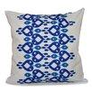 Bungalow Rose Oliver Boho Chic Geometric Print Throw Pillow