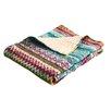 Bungalow Rose Yesilkoy Cotton Throw Blanket