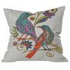 Bungalow Rose Deepak Levy and Deborah Indoor/Qutdoor Throw Pillow
