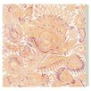 Bungalow Rose Bahada Graphic Art on Wrapped Canvas