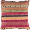Bungalow Rose Rocade 100% Cotton Throw Pillow Cover