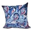 Bungalow Rose Willa Boho Splash Geometric Outdoor Throw Pillow