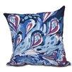 Bungalow Rose Willa Boho Splash Geometric Print Throw Pillow