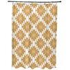 Bungalow Rose Willa Jodhpur Kilim Geometric Print Shower Curtain