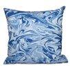 Bungalow Rose Willa Mélange Geometric Print Throw Pillow
