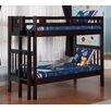 Viv + Ro Cascade Twin over Twin Bunk Bed