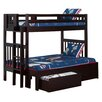 Viv + Rae Twin over Full Bunk Bed with Storage
