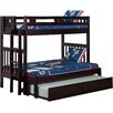 Viv + Rae Edd Twin over Full Bunk Bed with Trundle