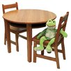 Viv + Rae Alexa 3 Piece Table and Chair Set