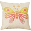 Viv + Rae Clancy Butterfly Flower Throw Pillow
