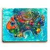 Viv + Rae Colorful Fish Wall Art