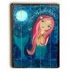 Viv + Rae Mermaid Wishes Wall Art Plaque