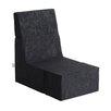 HomCom Fold Down Flip Out Lounger Chair
