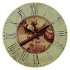Obique 28cm RomanticWall Clock