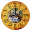 Obique 28cm Romantic Decor Wall Clock