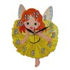 Obique Fairy Wall Clock