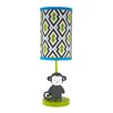 "Happy Chic Baby by Jonathan Adler Baby Safari Monkey 19"" H Table Lamp"