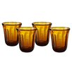 Artland Savannah Bubble DOF Glass (Set of 4)