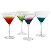 Artland Fizzy Martini Glass (Set of 4)