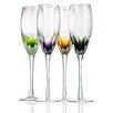 Artland Solar Flute Glass (Set of 4)