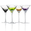 Artland Solar Martini Glass (Set of 4)