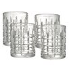 Artland Newport Double Old Fashioned Glass (Set of 4)