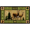 American Expedition Lodge Series Deer Cutting Board