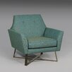 Sage Avenue Phillip Metal Occasional Arm Chair