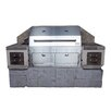 "Hasty-Bake 44"" Hastings Built Charcoal Grill"
