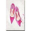 "Picture Perfect International ""Dior 1"" by BY Jodi Graphic Art on Wrapped Canvas"