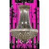 """Picture Perfect International """"Chandi Pink"""" by BY Jodi Graphic Art on Wrapped Canvas"""