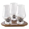 Stolzle Lausitz Glencairn 4 Piece Tasting Glass Set (Set of 4)
