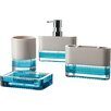 Immanuel Float 4 Piece Bathroom Accessory Set