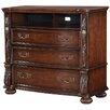 Fairfax Home Collections Verona 3 Drawer Media Chest