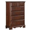 Fairfax Home Collections Bethany 6 Drawer Chest