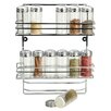 RSVP-INTL 13 Piece Hanging Spice Rack Set