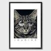 DE Monde Mosaic Poster Imagine, Grafikdruck von Sammy Slabbinck