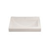 """Ronbow Evin™ 32"""" Ceramic Sinktop with 8"""" Widespread Faucet Hole in White"""