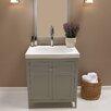 """Ronbow Briella 30"""" Single Bathroom Vanity Set with Mirror"""