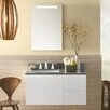 "Ronbow Vanessa 36"" Single Wall Mount Bathroom Vanity Set"